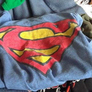 Vtg Superman tee